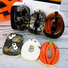 halloween cookie u0026 shaped cutters
