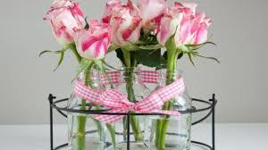 idee deco pour grand vase en verre décorer des vases transparents déco maison jardin