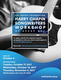 ascap workshops