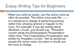 Essay Writing Tips for Beginners by Helene Kozma    Essay Writing Tips for Beginners       Essay Writing Tips for Beginners by Helene Kozma