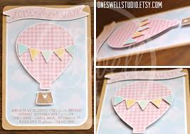 How To Make Baby Shower Invitation Cards Best 25 Balloon Invitation Ideas On Pinterest Birthday Card