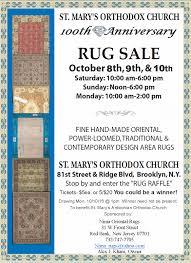Oriental Rugs For Sale By Owner Rug Sale 2016 U2014 St Mary U0027s Antiochian Orthodox Church
