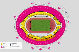 Seat Map Iaaf World Championships Official Website