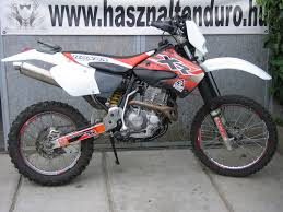 xr 400 r arrow exhaust and crd down pipe