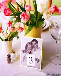 Wedding Table Number Ideas Where Am I Supposed To Sit Anyway Unique Table Number Ideas