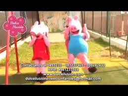 show infantil peppa pig 5 dulce ilusion