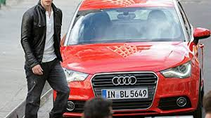 audi commercial audi a1 snapped during commercial filming with justin timberlake