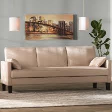Sleeping Sofa Bed by Zipcode Design Hudson Sleeper Sofa U0026 Reviews Wayfair