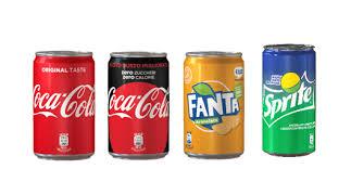 si e social coca cola nuovi gusti e bevande migliorate per rinfrescarsi con ancora meno