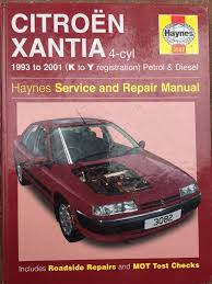 citroen xantia haynes manual in wolverton buckinghamshire gumtree