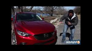 2014 mazda 6 car review video mazda mobile mechanic service youtube