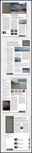 7 best newsletter templates images on pinterest