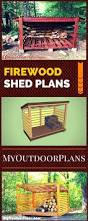 Plans To Build A Wood Shed by Firewood Shed Plans Easy To Follow Instructions Ideas And