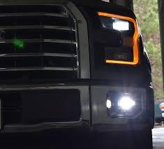 morimoto xb fog lights ford f150 2015 morimoto xb led fogs blackflamecustoms com