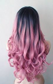 ambre hair 12 prettiest pink ombre hair colors hairstylec
