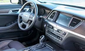 2015 Hyundai Genesis Interior 2015 Hyundai Genesis Review Autonxt