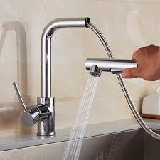 brass faucets kitchen pull out faucets kitchen faucet chrome black bathroom