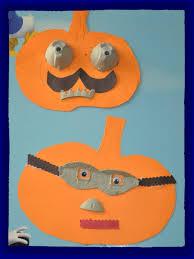 halloween crafts easy halloween pumpkin craft fun littles