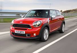 bmw jeep red mini paceman coupe 2013 2016 features equipment and