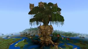 Tree house Tour Album in comments  Minecraft