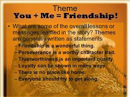 story themes about friendship short story a short story is ppt video online download