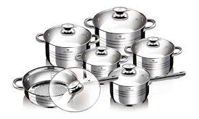 batterie de cuisine en batterie de cuisine blaumaan groupon