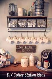 coffee kitchen canisters best 25 home coffee stations ideas on tea station