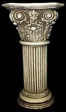 Greek Pedestal Statue Pedestal Ebay