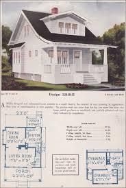 1930s Bungalow Floor Plans 1925 Bungalow Story And A Half Gabled Dormer C L Bowes Co