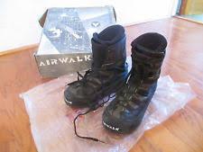 s boots size 9 airwalk 9 us snowboard boots ebay