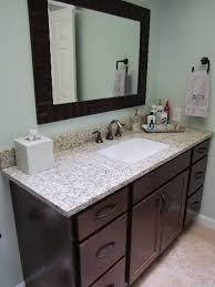 Granite Double Vanity Top Bathroom Top Contemporary Double Vanity Tops Pertaining To