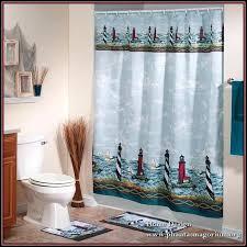 Nautical Bathroom Rugs Homey Lighthouse Bathroom Rugs Awesome Lighthouse Bathroom Set 4