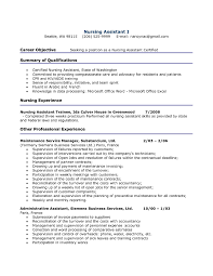 Examples Of Resume Summary Statements Customer Service Resume Summary Examples