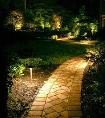 diy outdoor lighting without electricity outdoor pathway lighting kwacentral com