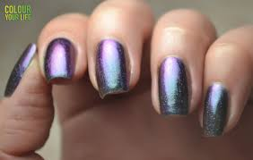 colour your life multichrome nail polish review