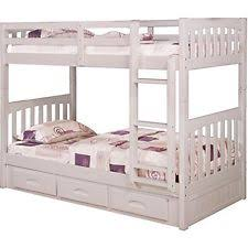 Bunk Bed With Pull Out Bed Bunk Bed Slide Ebay
