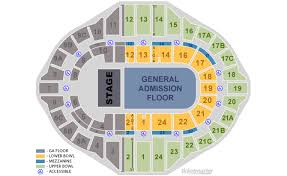 peoria civic center peoria tickets schedule seating chart