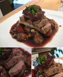 cuisiner magret de canard a la poele magret de canard foie gras poêlé sauce vin tranchedepain com