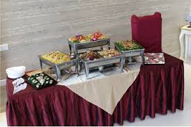 Buffet Set Up by Ecreative Catering Best Price Guaranteed At Foodline Sg