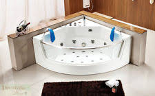 Corner Whirlpool Bathtub 2 Person Whirlpool Tub Ebay