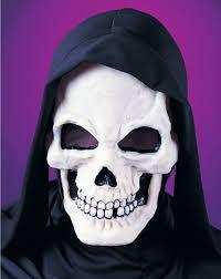 glow in the dark skull mask u2013 spirit halloween dia de los
