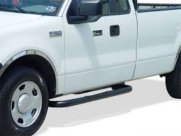 toyota tundra crewmax length go industries 8796b black cab length nerf bars toyota tundra