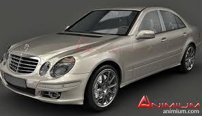 mercedes model mercedes e class w211 3d model free 3d models