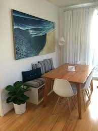 Dining Room Bench Seating Ideas Storage Bench Table Floorganics