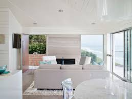 Tantalizing Modern Beach Bungalow In Solana Beach Interior - Modern beach house interior design