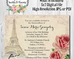 quinceaneras invitations quinceaneras invitations to make artistic