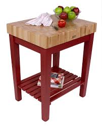 john boos chef u0027s block with shelf butcher block