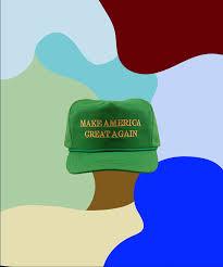 donald trump st patricks day hat mistake