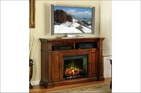 tv stand wonderful faux fireplace tv stand inspirations tv stand