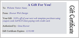 printable blank gift certificates templates